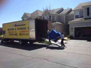 Chicago local movers