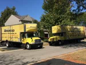 Hinsdale moving company
