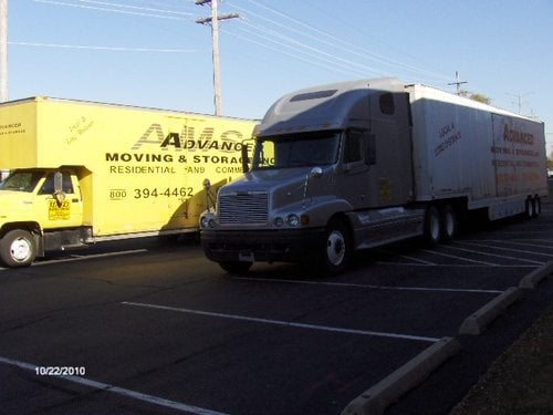 Rely on Advanced Moving & Storage for Your Bloomingdale  Move