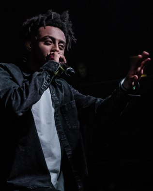 Aminé. Concord Music Hall. Lollapalooza After Party 2017. Chicago, IL. Photo Kevin Baker