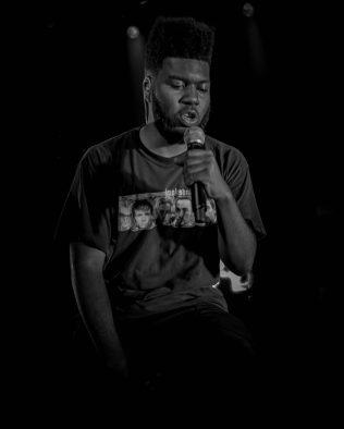 Khalid. House of Blues 2017.