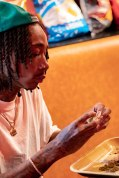 Wiz Khalifa Cook Out by Spotify. Photo by- Kevin Baker @ImKevinBaker. Chicago, Il