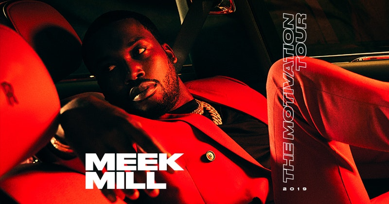 Meek Mill Motivation Tour Chicago