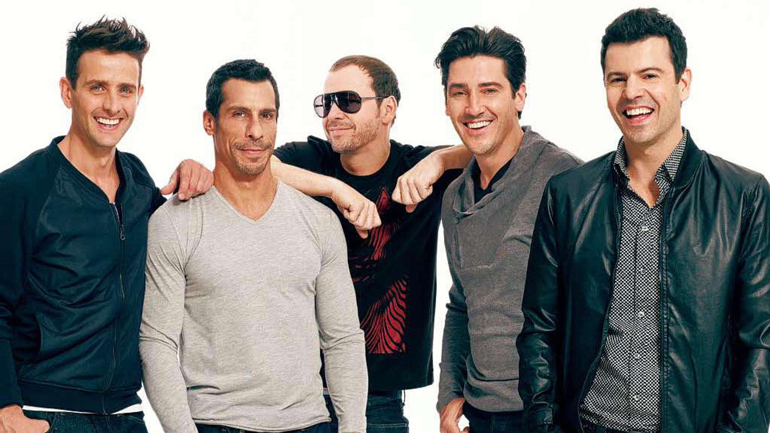 New Kids On The Block concert tickets