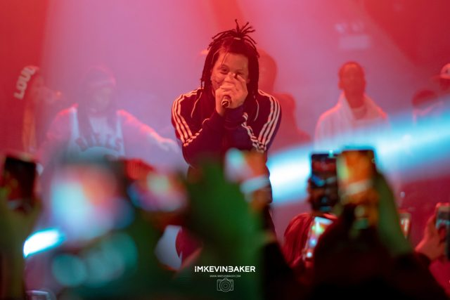 Trippie Redd. Photo by- Kevin Baker @ImKevinBaker. Chicago, Il