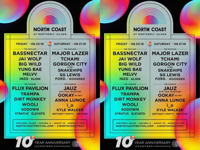 North Coast Music Festival 2019