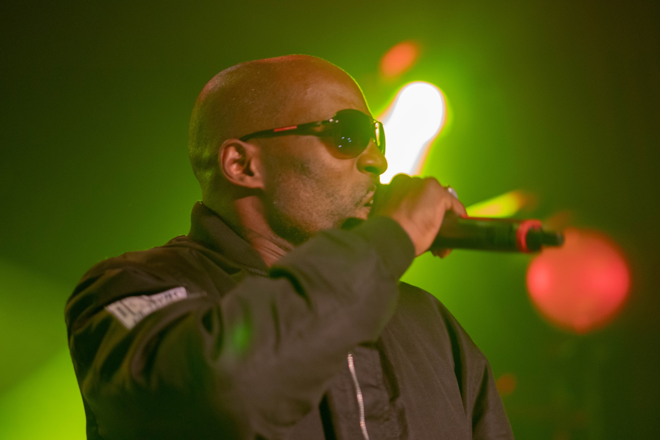 DMX. House of Blues. Photo by- Kevin Baker @ImKevinBaker. Chicago, Il. ChicagoMusic.com