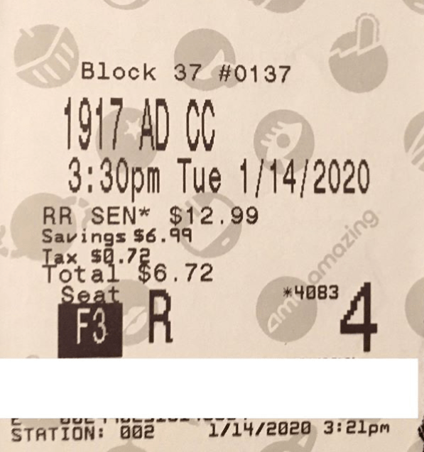 Amc Theaters 6 Ticket Tuesdays Chicago On The Cheap