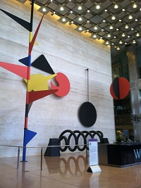 Calder Willis Tower