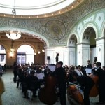 Free musical performances Chicago Cultural Center