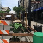 Chicago streets open for outdoor dining – River North