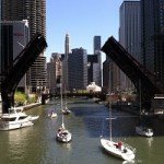 Watch the Annual Chicago Bridge Lift tradition