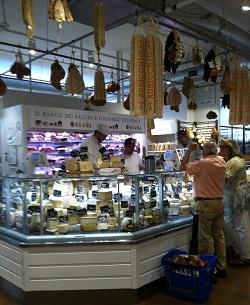 Eataly Cheese Counter