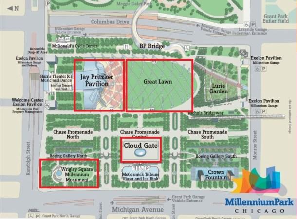 Free SummerDance Celebration Millennium Park - Chicago on