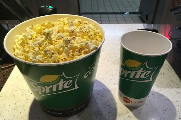 Free AMC Black tickets, popcorn and sodas with Coke Rewards
