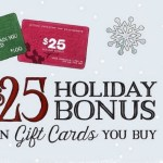 Chicago Holiday Gift Card Deals