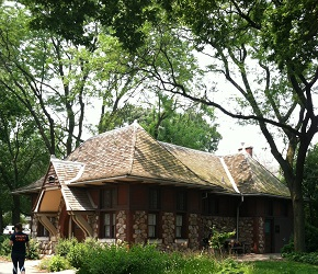 Lincoln Park Zoo Carlson Cottage