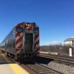 $10 All-day Metra Pass available thru April