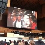 Free movie at Millennium Park