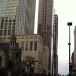 Cheap mall eats North Michigan Avenue