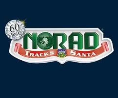 Norad Santa logo