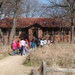 Free family events North Park Village Nature Center