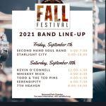 Norwood Park Fall Festival Sept 17-18