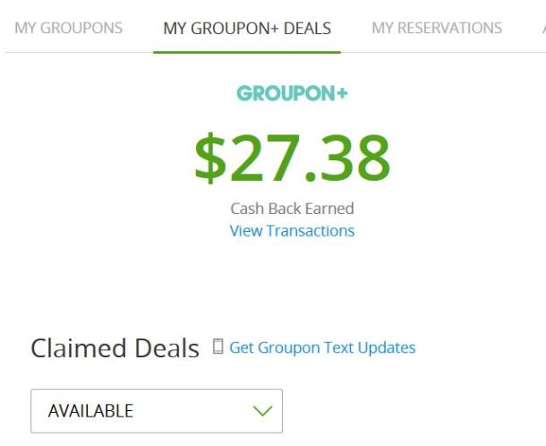 6642784d3d3 Save money on dining with Groupon Cash Back Deals - Chicago on the Cheap