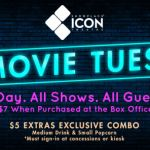 ShowPlace Icon Theaters $6 ticket Tuesdays
