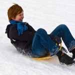 Where to sled in the Chicago area