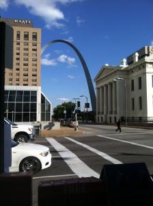 Hyatt St Louis