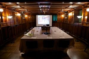 Billiards Room. Photo by Michael Monar