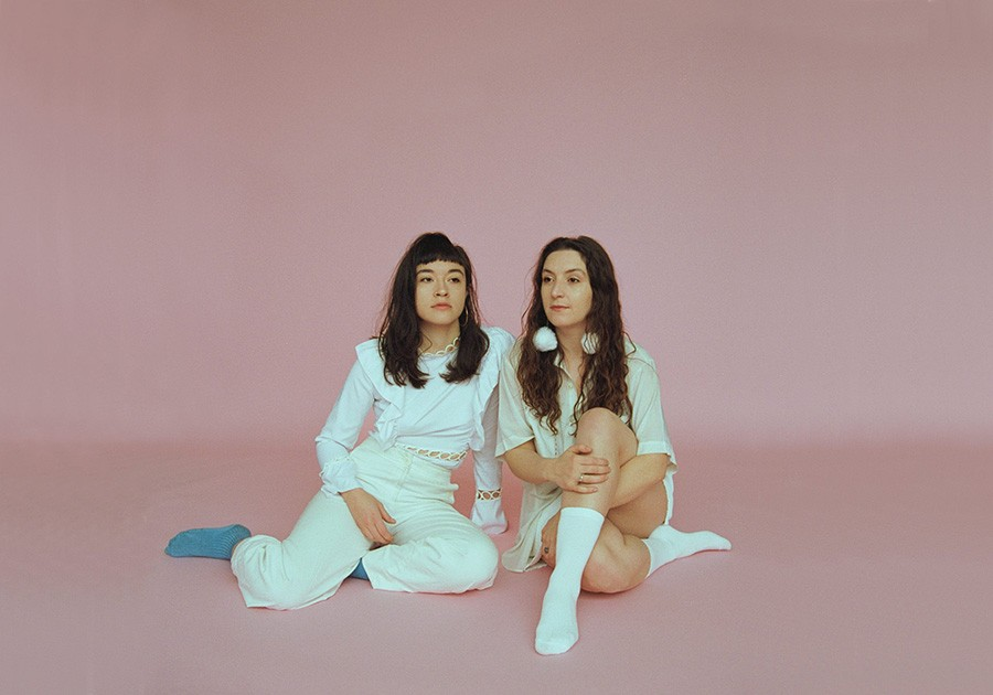 Macie Stewart and Sima Cunningham