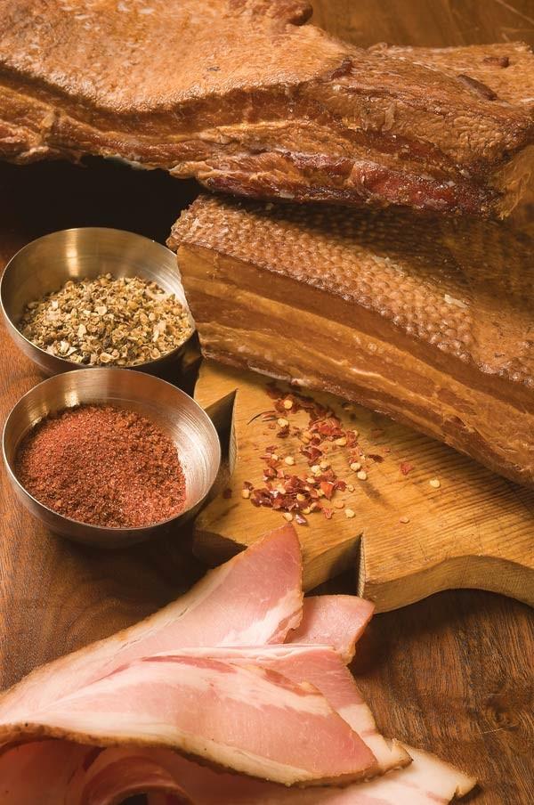E & P applewood-smoked bacon