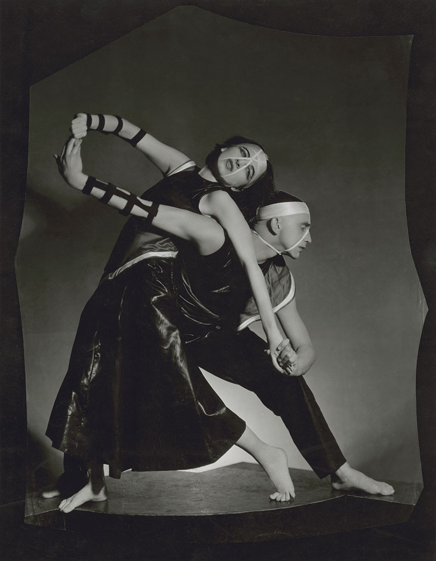 Ruth Page and Harald Kreutzberg, ca. 1934.