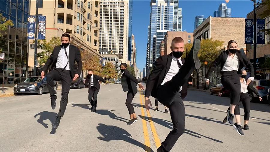 Giordano Dance Chicago in Jolt