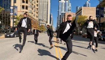 Giordano Dance Chicago in <i>Jolt</i>