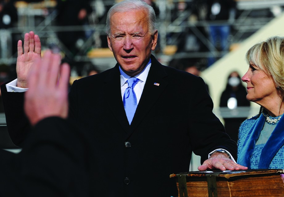 The speed at which President Biden has abandoned the core principles of his campaign has been jarring even to his most loyal supporters.