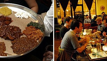 Ras Dashen Ethiopian Restaurant