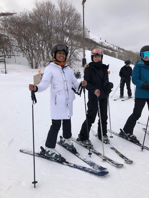 Hitting the slopes in Park City