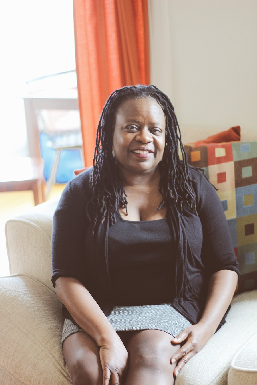 Yvonne Welbon - Filmmaker, founder of Sisters in Cinema and the Black Lesbian Writers Room
