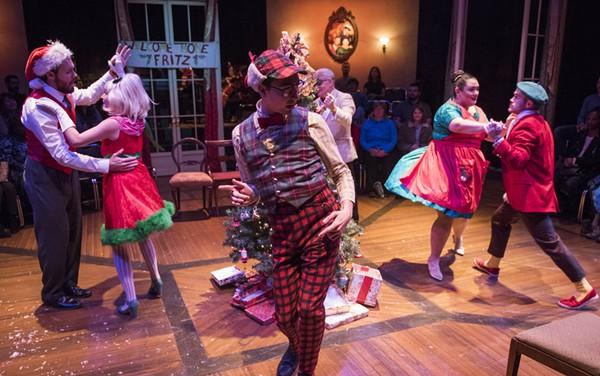 House Theatre of Chicago's <i>The Nutcracker</i>