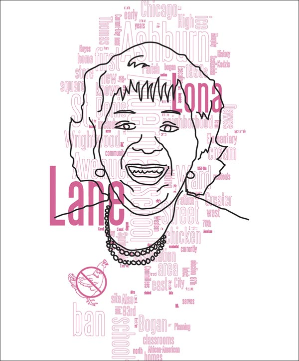 18th Ward: Lona Lane