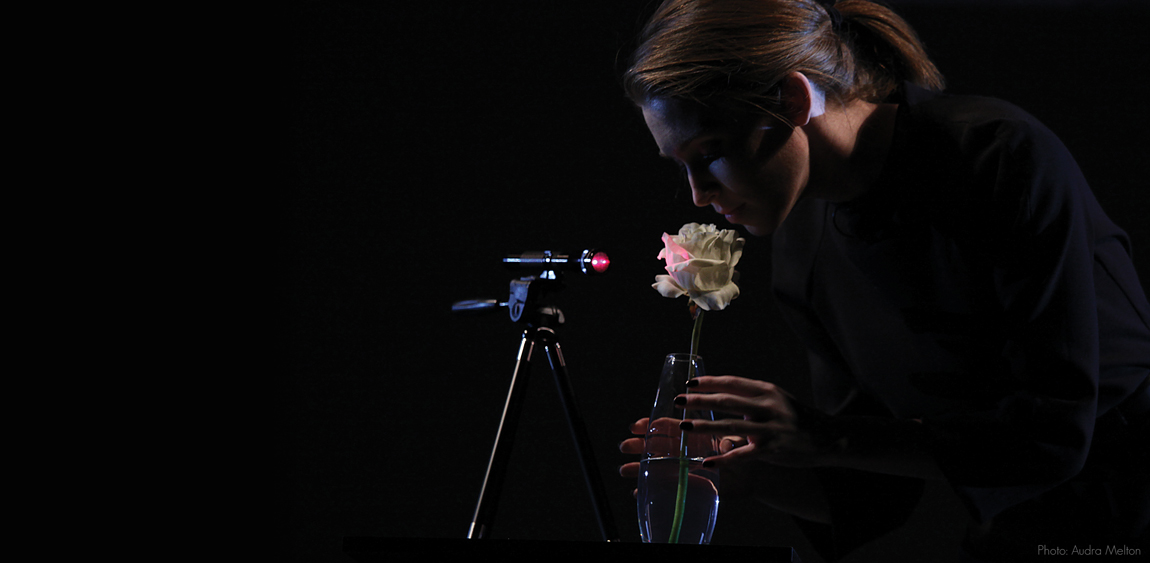 Jeanette Andrews brings her illusions to the Lincoln Park Zoo on Thu 2/23.