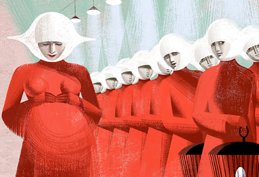 The Empty Bottle Book Club discusses Margaret Atwood's work of fiction that is starting to feel all-too-real, <i>The Handmaid's Tale</i>.