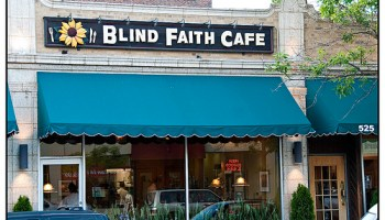 Evanston's Blind Faith Cafe