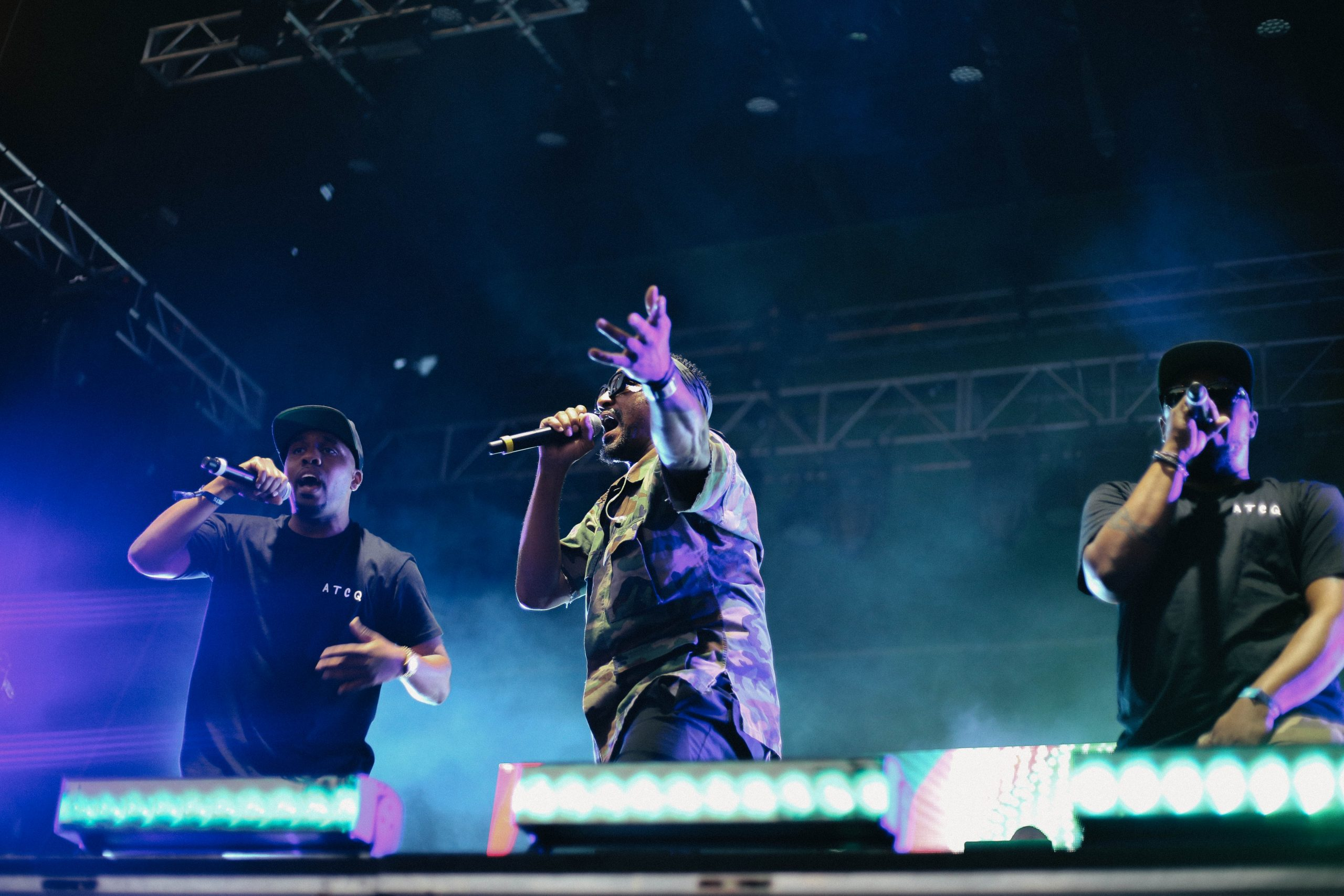 Consequence, Q-Tip, and Jarobi White
