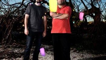 Dan Smith and Matt Kimmel