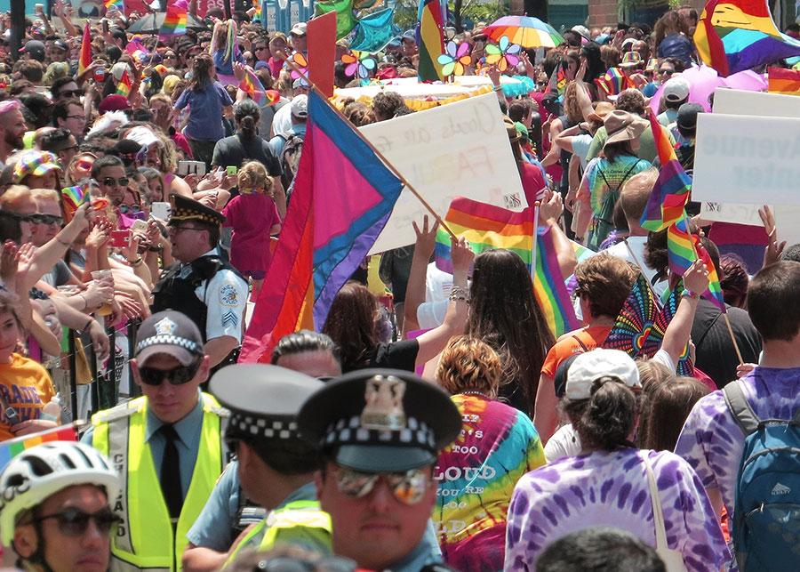 This weekend's Pride Fest kicks off a week of LGBTQ celebrations.