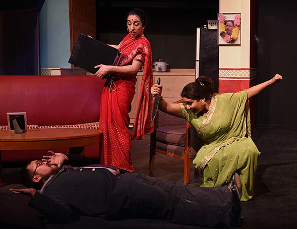 Rasaka Theatre's <i>A Widow of No Importance</i>